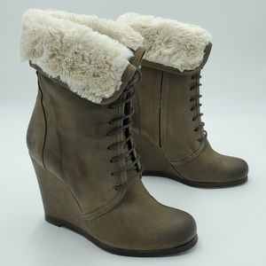 "Boutique 9 ""Natmu"" Wedge Booties"